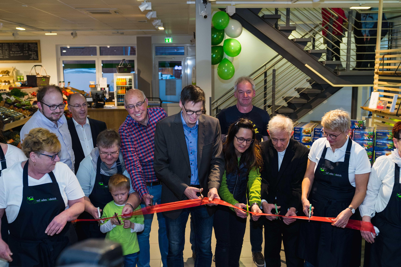 Dorfladen Bokeloh Eröffnung am 12.03.2020